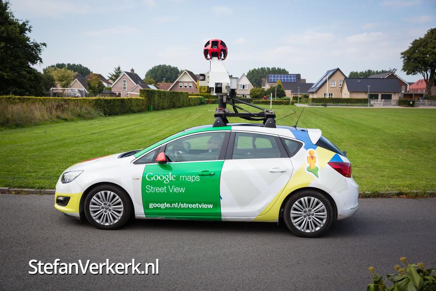 Nieuwe opnames google streetview op de veluwe nieuws for Huis zichtbaar maken google streetview
